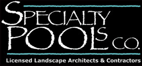 Specialty Pools Company logo
